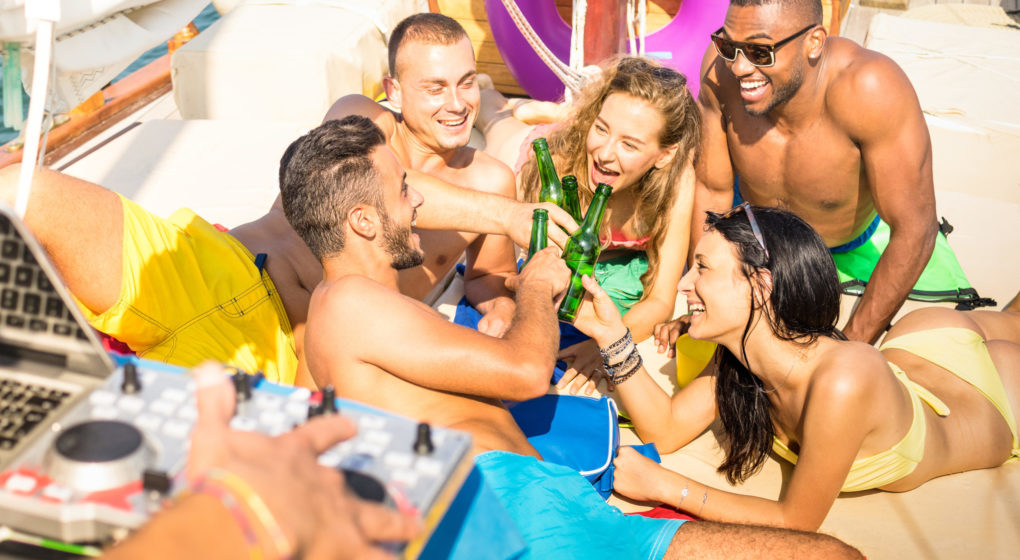 Partyurlaub auf Ibiza